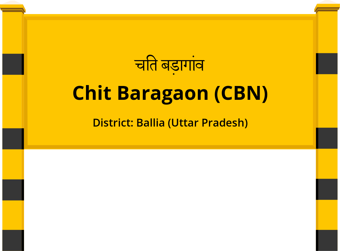 Chit Baragaon (CBN) Railway Station