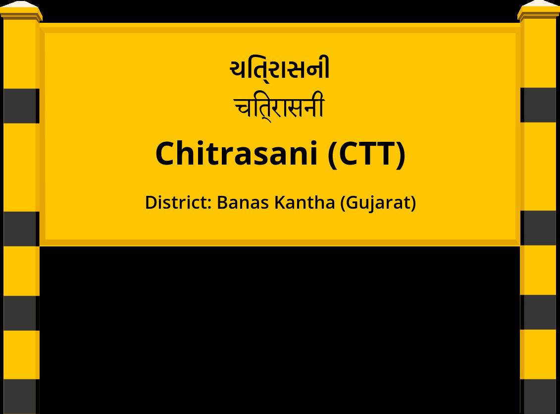 Chitrasani (CTT) Railway Station