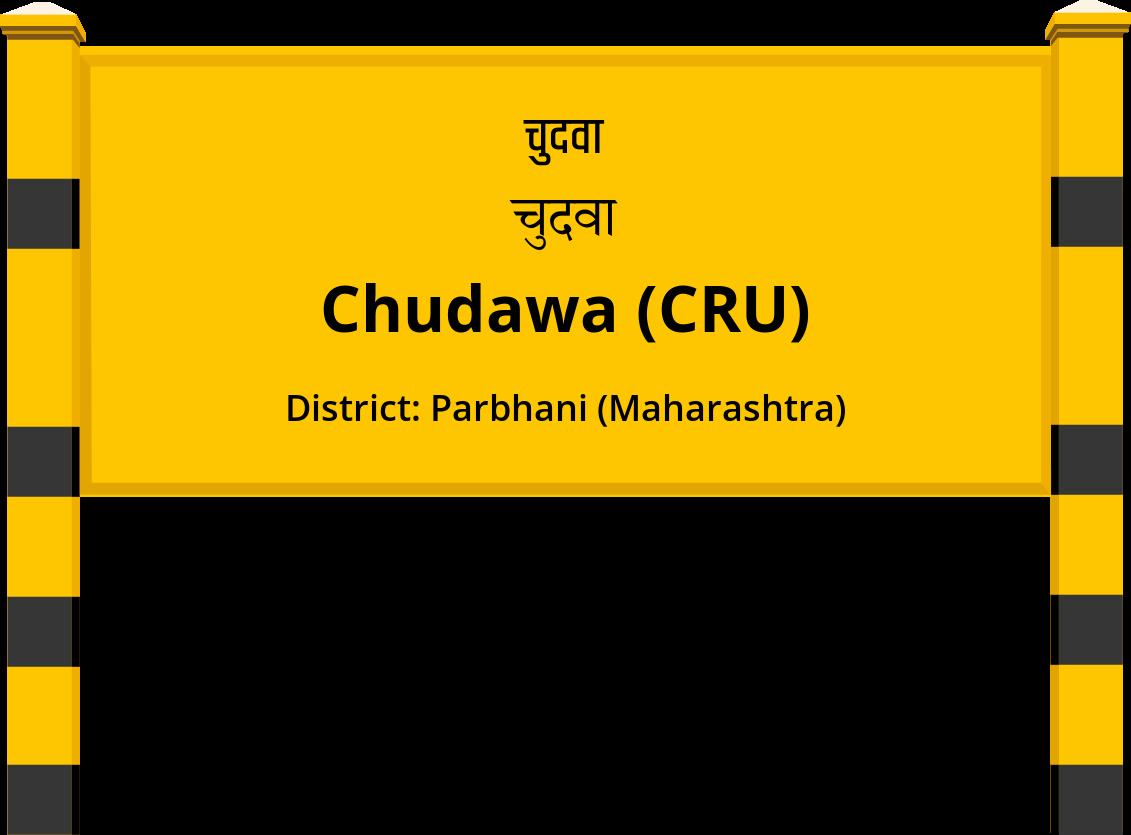 Chudawa (CRU) Railway Station