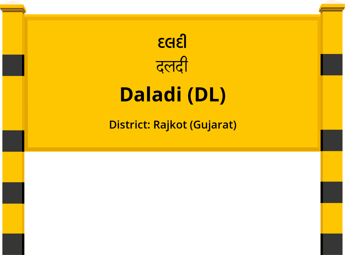 Daladi (DL) Railway Station