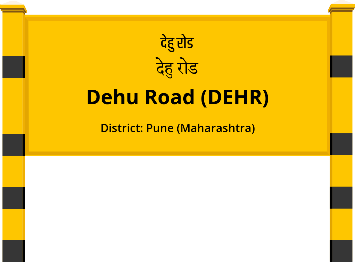 Dehu Road (DEHR) Railway Station
