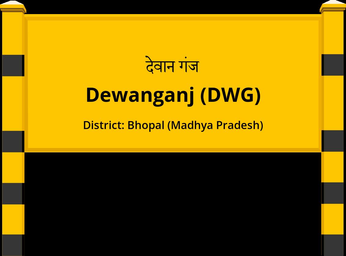 Dewanganj (DWG) Railway Station
