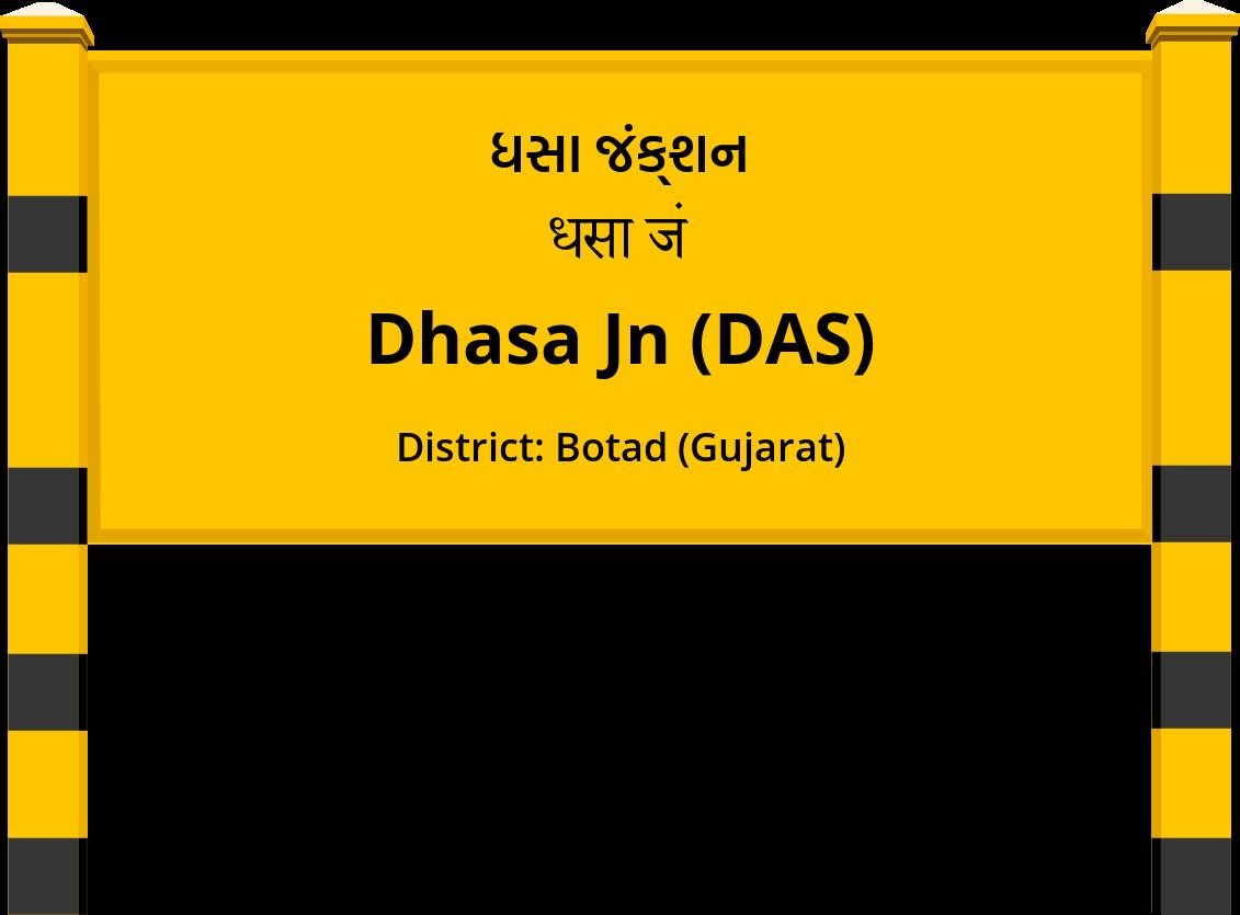 Dhasa Jn (DAS) Railway Station