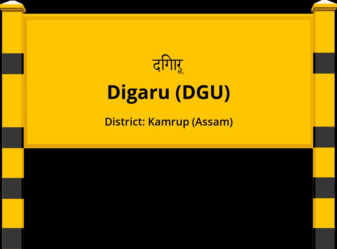 Digaru (DGU) Railway Station