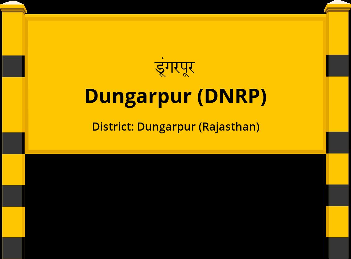 Dungarpur (DNRP) Railway Station