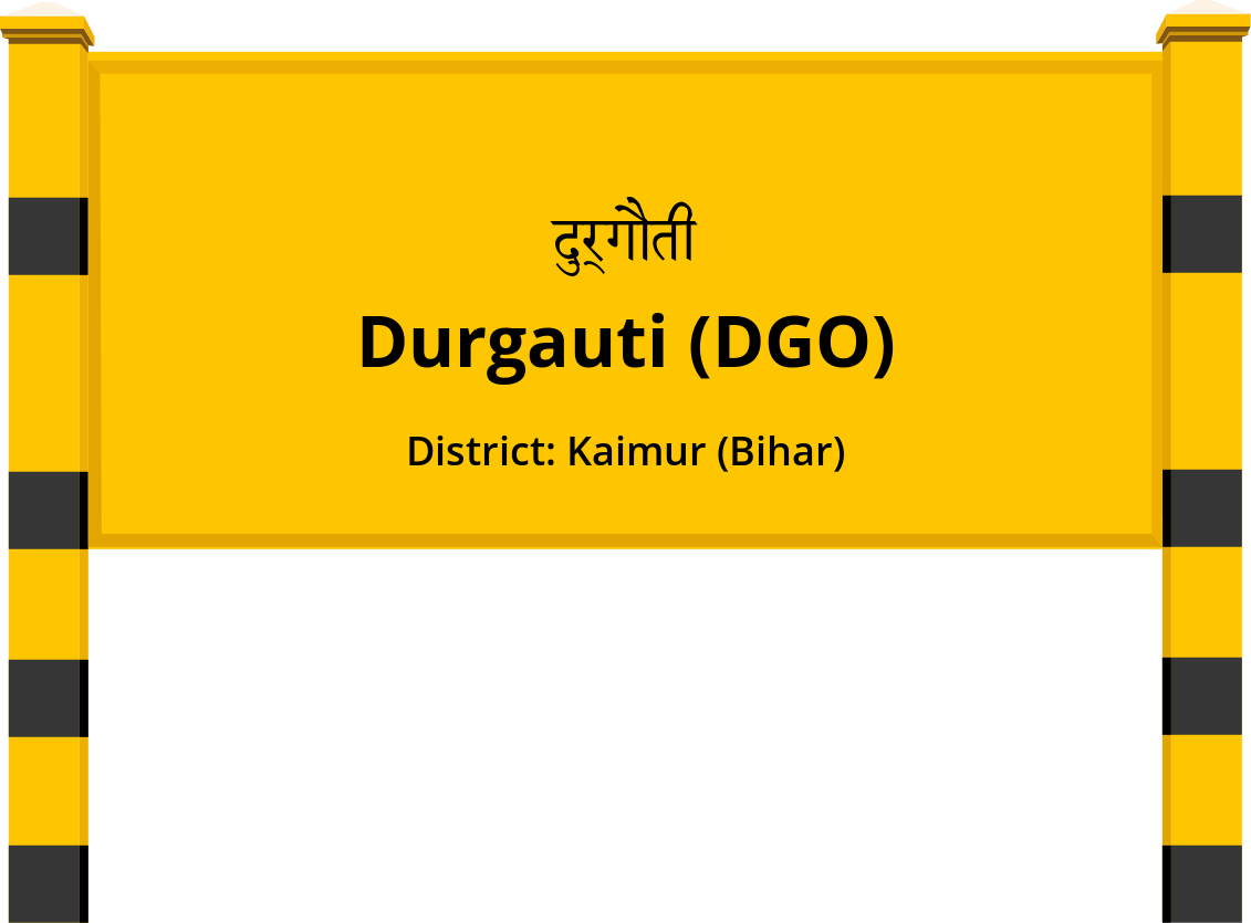 Durgauti (DGO) Railway Station