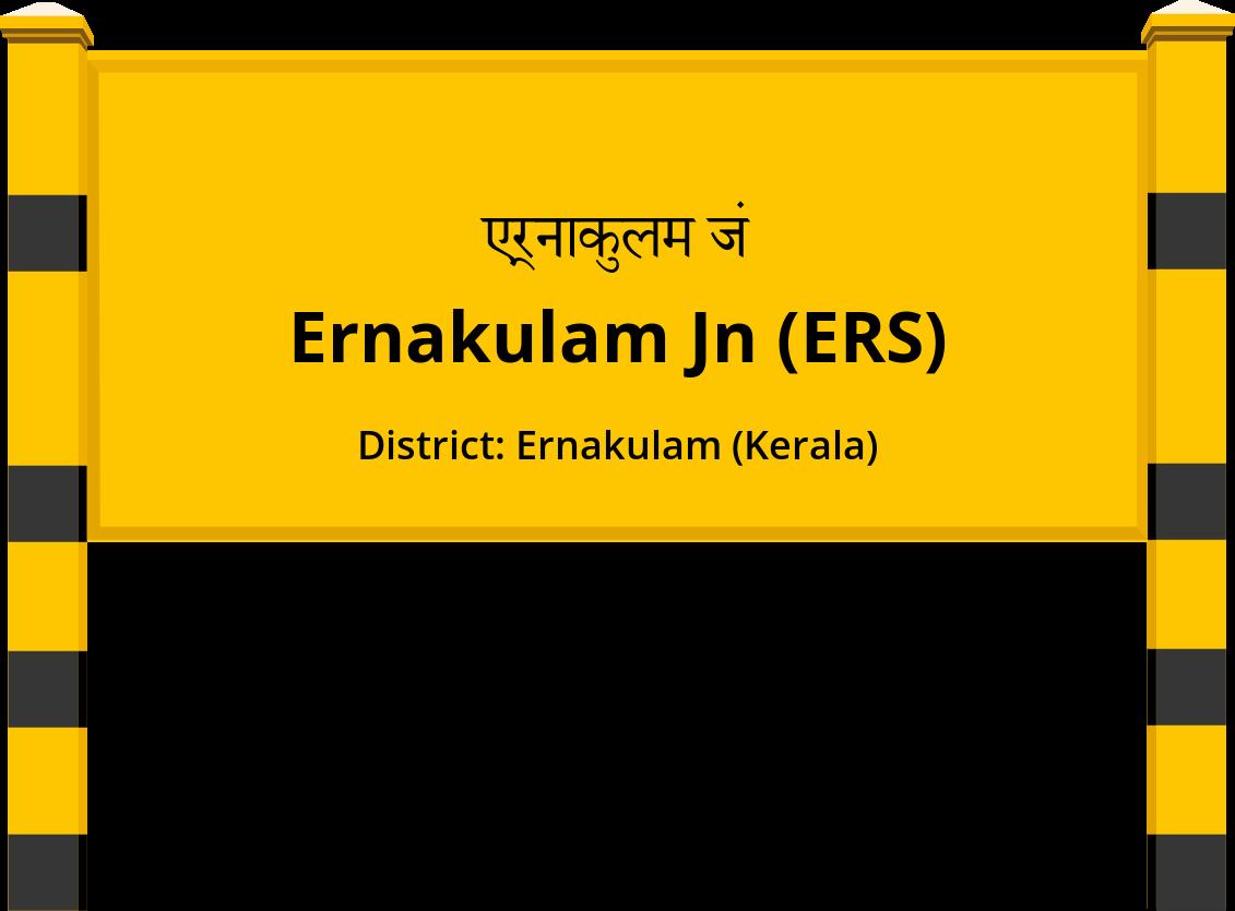 Ernakulam Jn (ERS) Railway Station