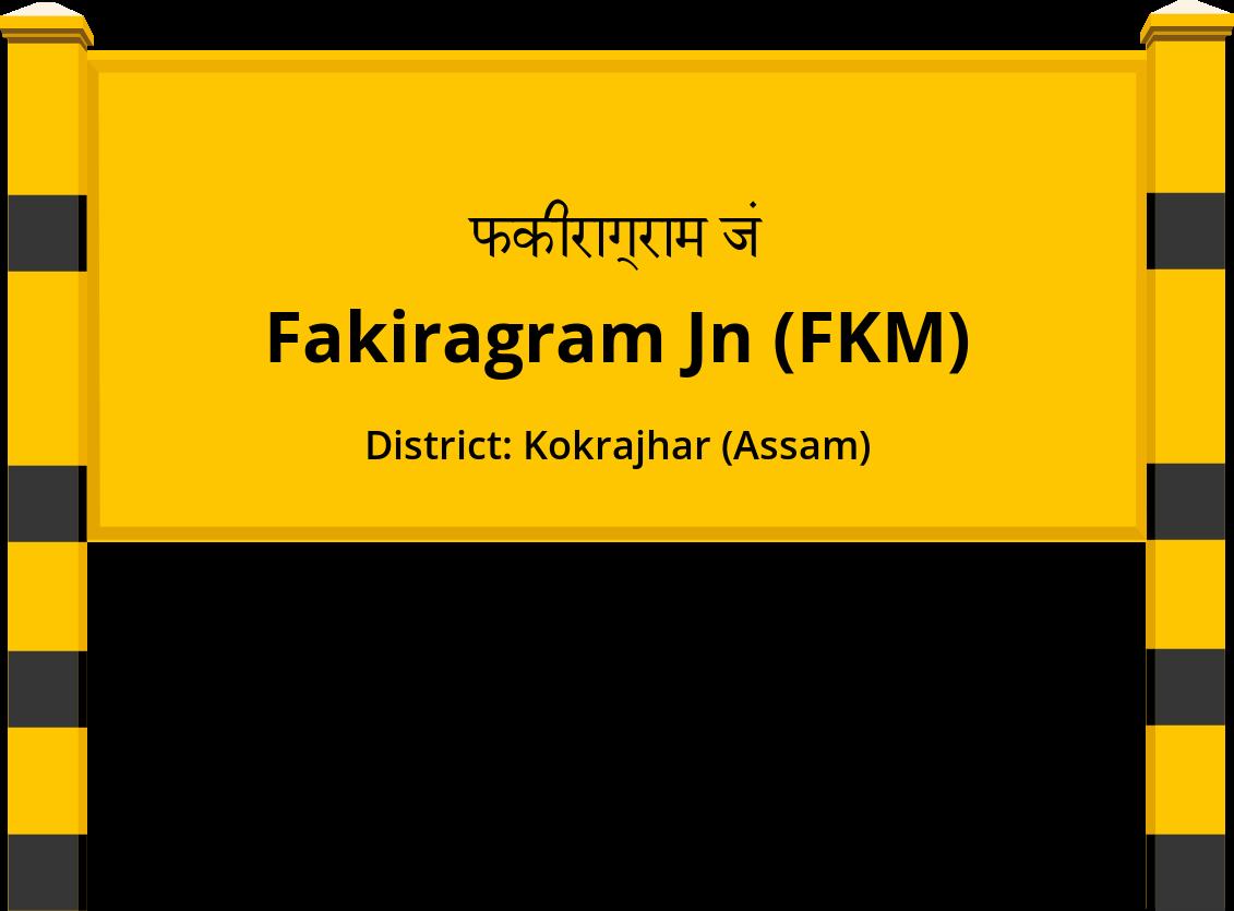 Fakiragram Jn (FKM) Railway Station