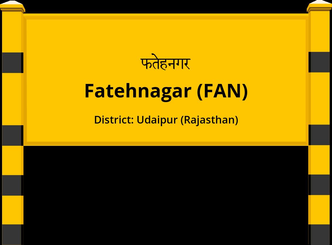 Fatehnagar (FAN) Railway Station