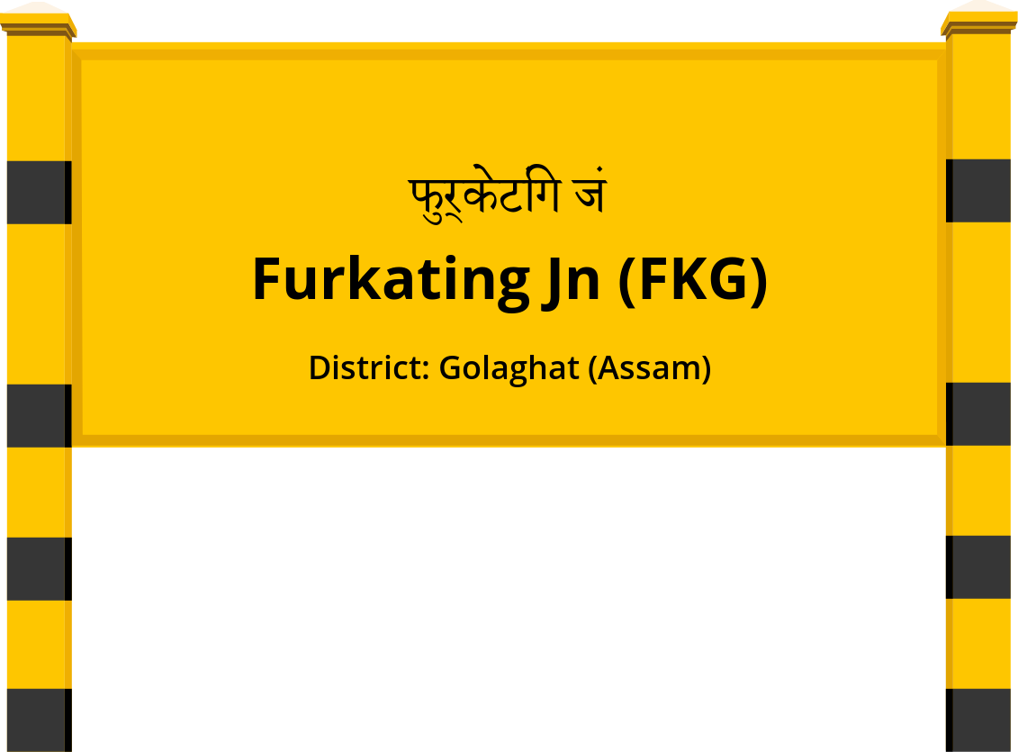Furkating Jn (FKG) Railway Station