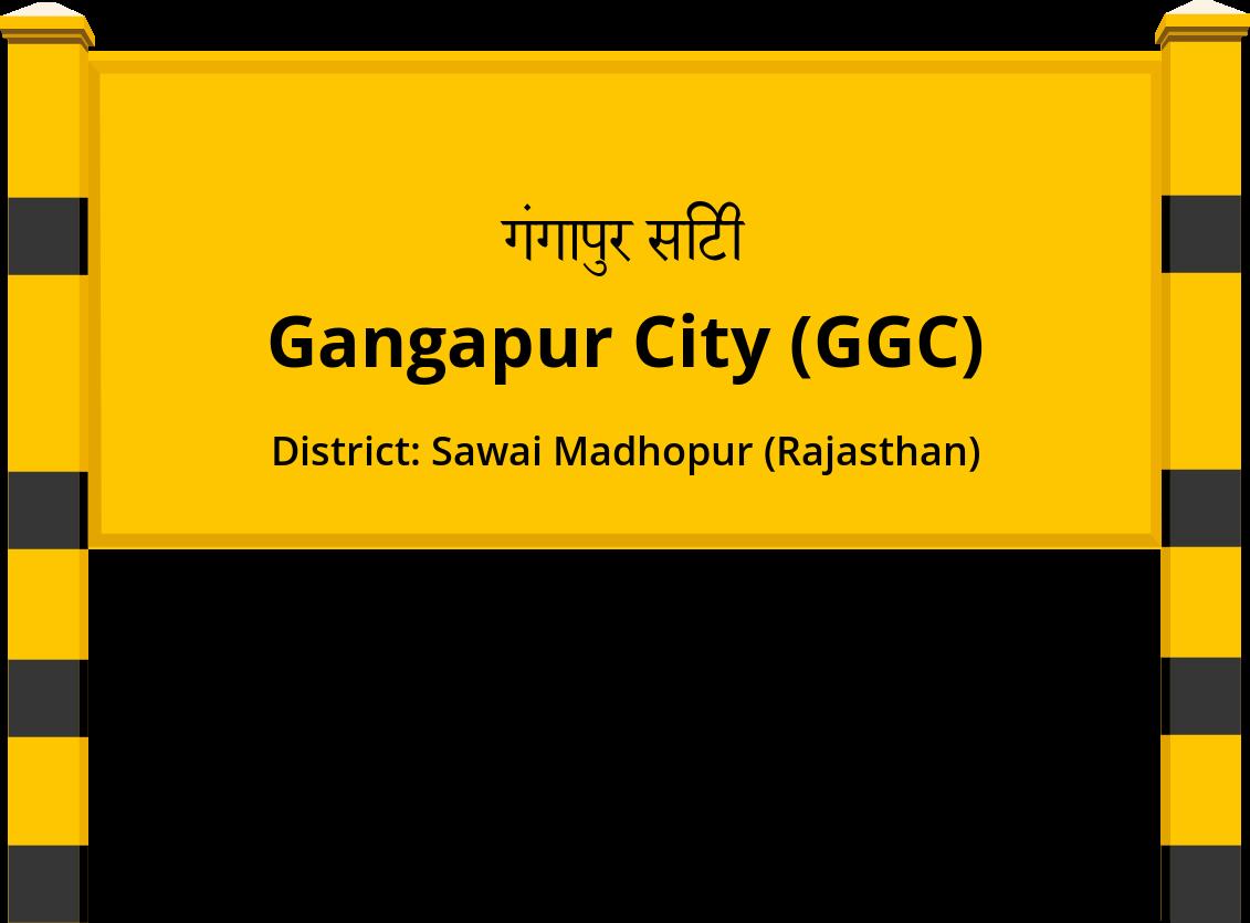 Gangapur City (GGC) Railway Station