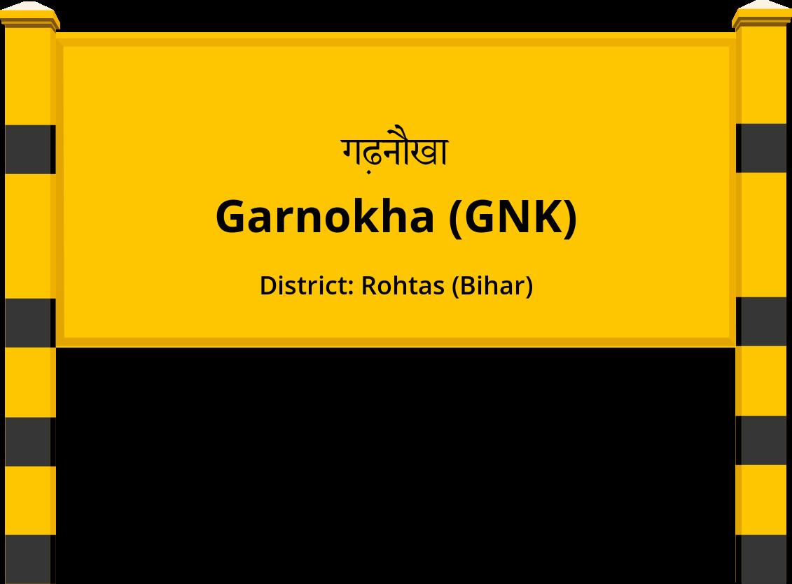 Garnokha (GNK) Railway Station