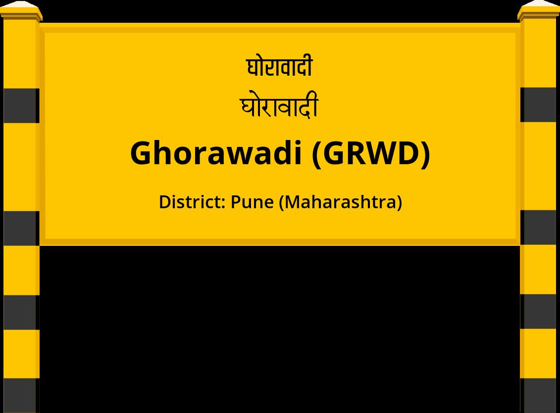 Ghorawadi (GRWD) Railway Station