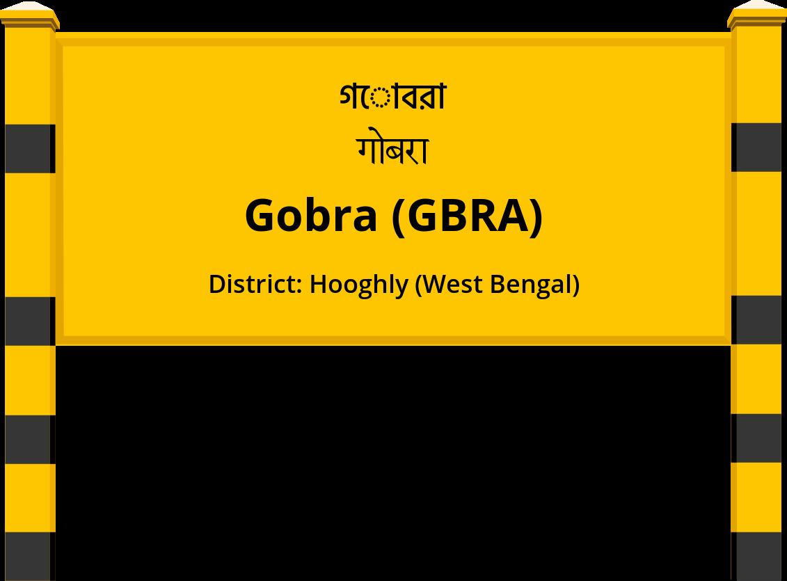 Gobra (GBRA) Railway Station