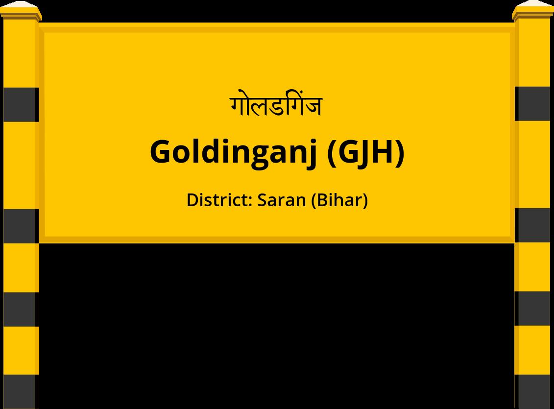 Goldinganj (GJH) Railway Station