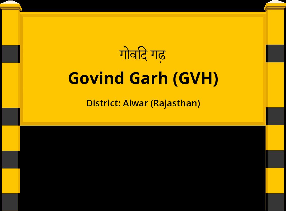 Govind Garh (GVH) Railway Station