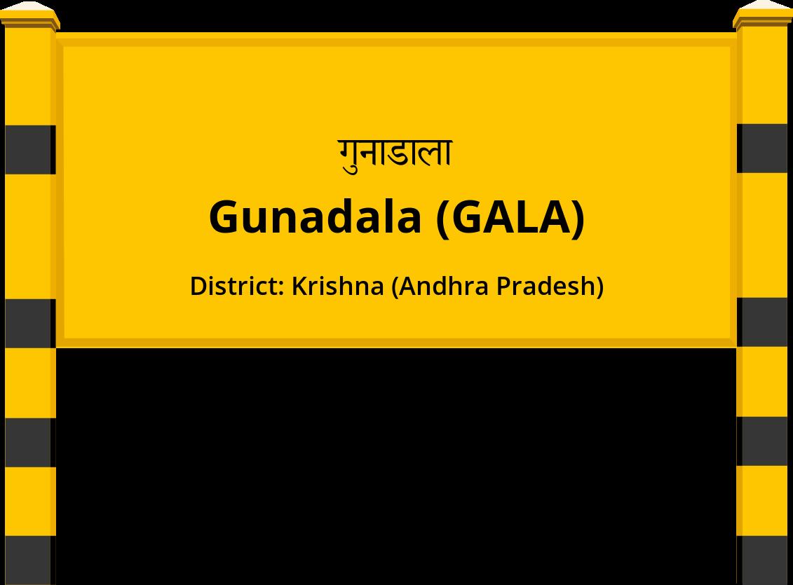 Gunadala (GALA) Railway Station