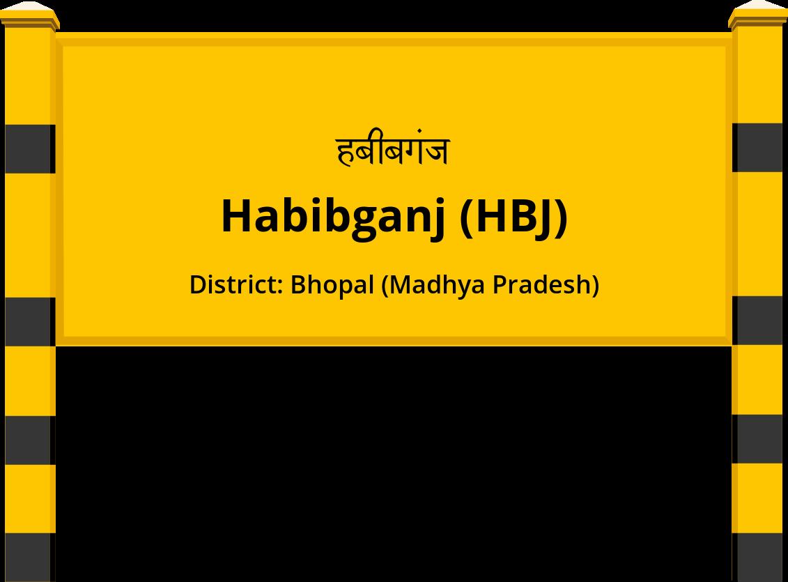 Habibganj (HBJ) Railway Station