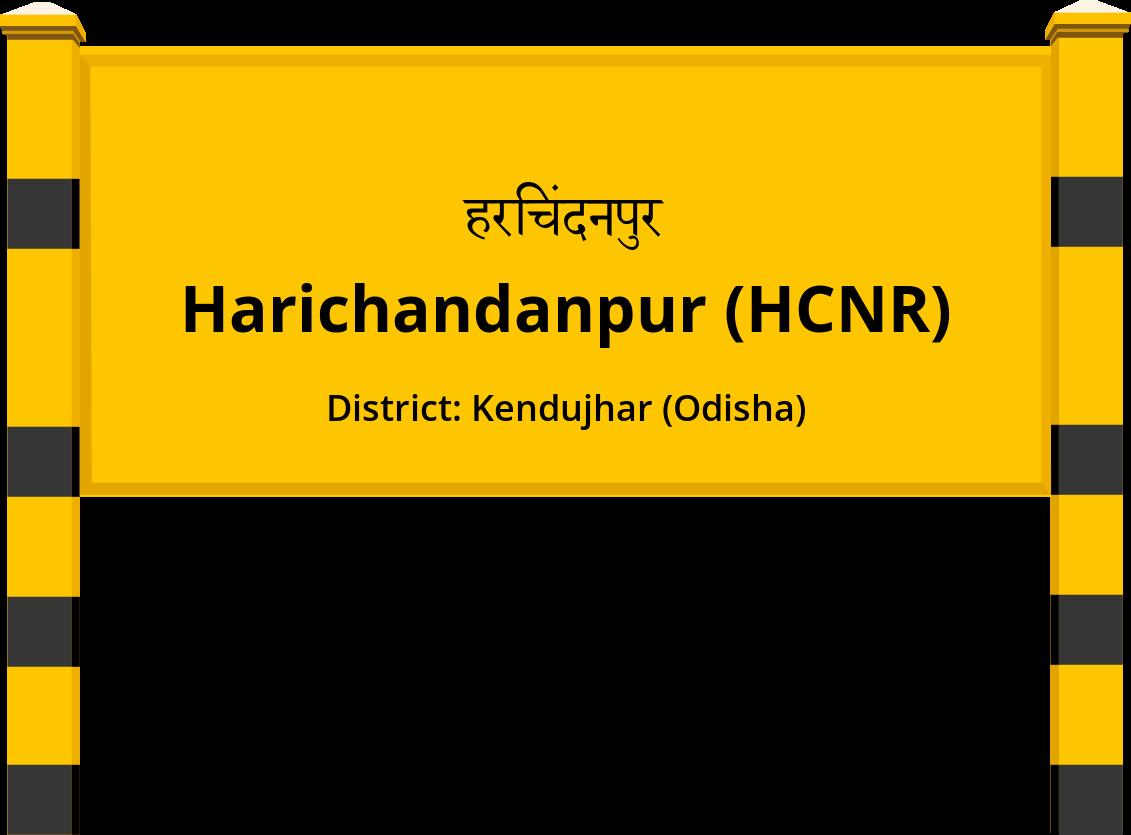 Harichandanpur (HCNR) Railway Station
