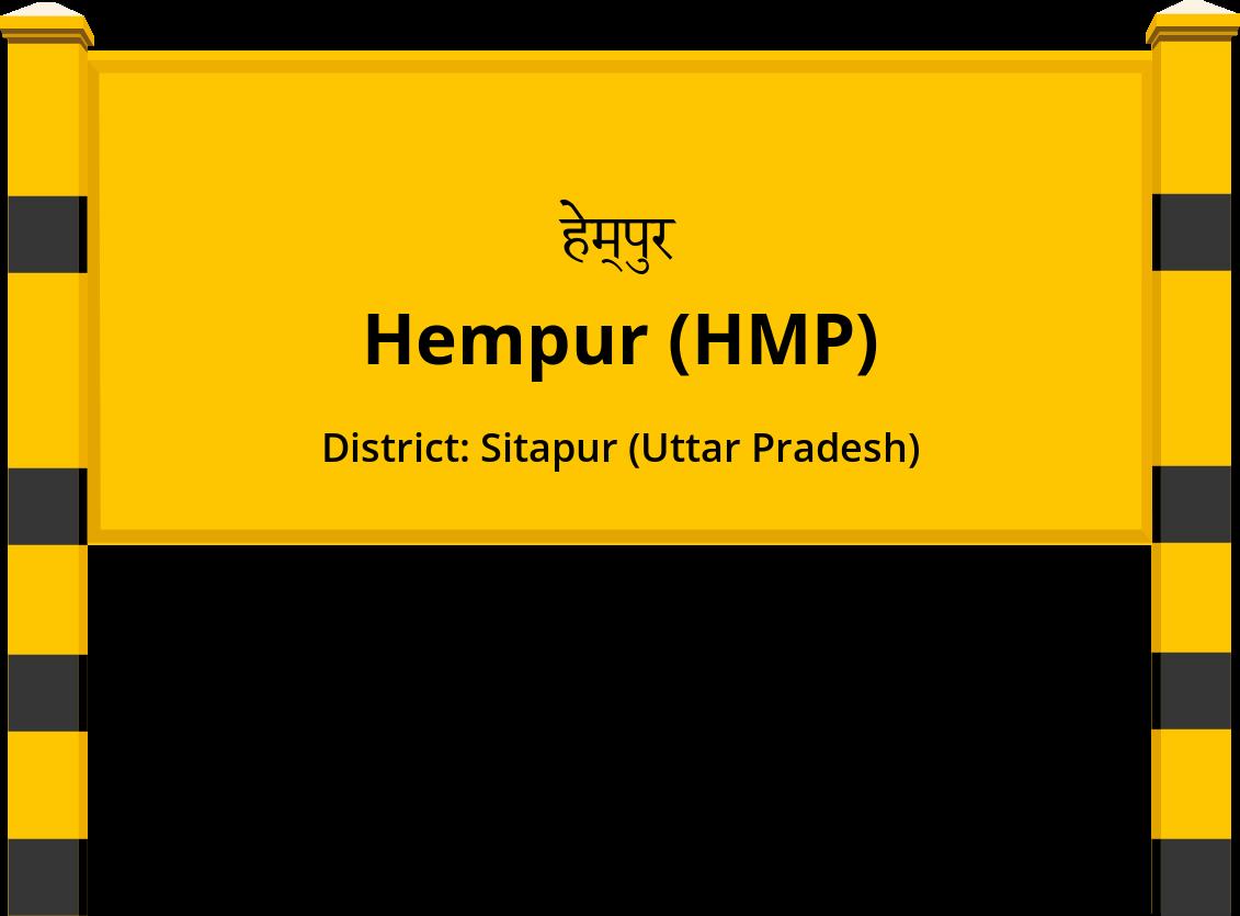 Hempur (HMP) Railway Station