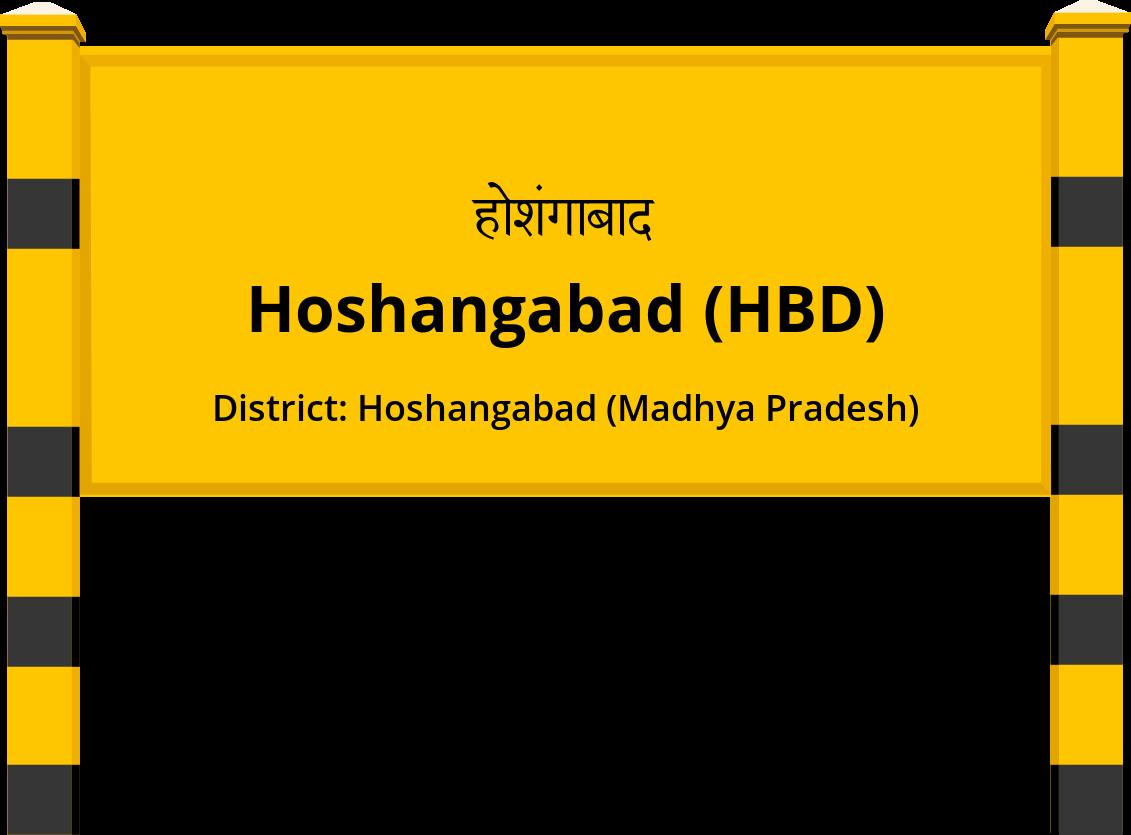 Hoshangabad (HBD) Railway Station