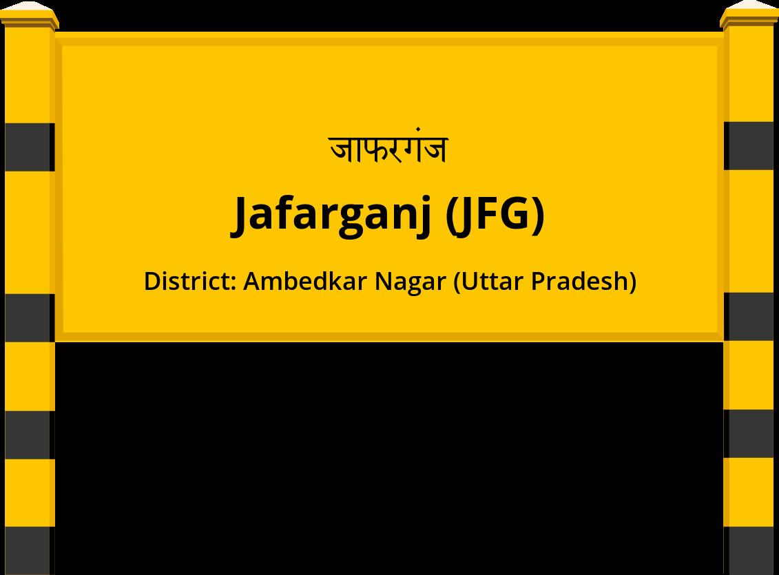 Jafarganj (JFG) Railway Station