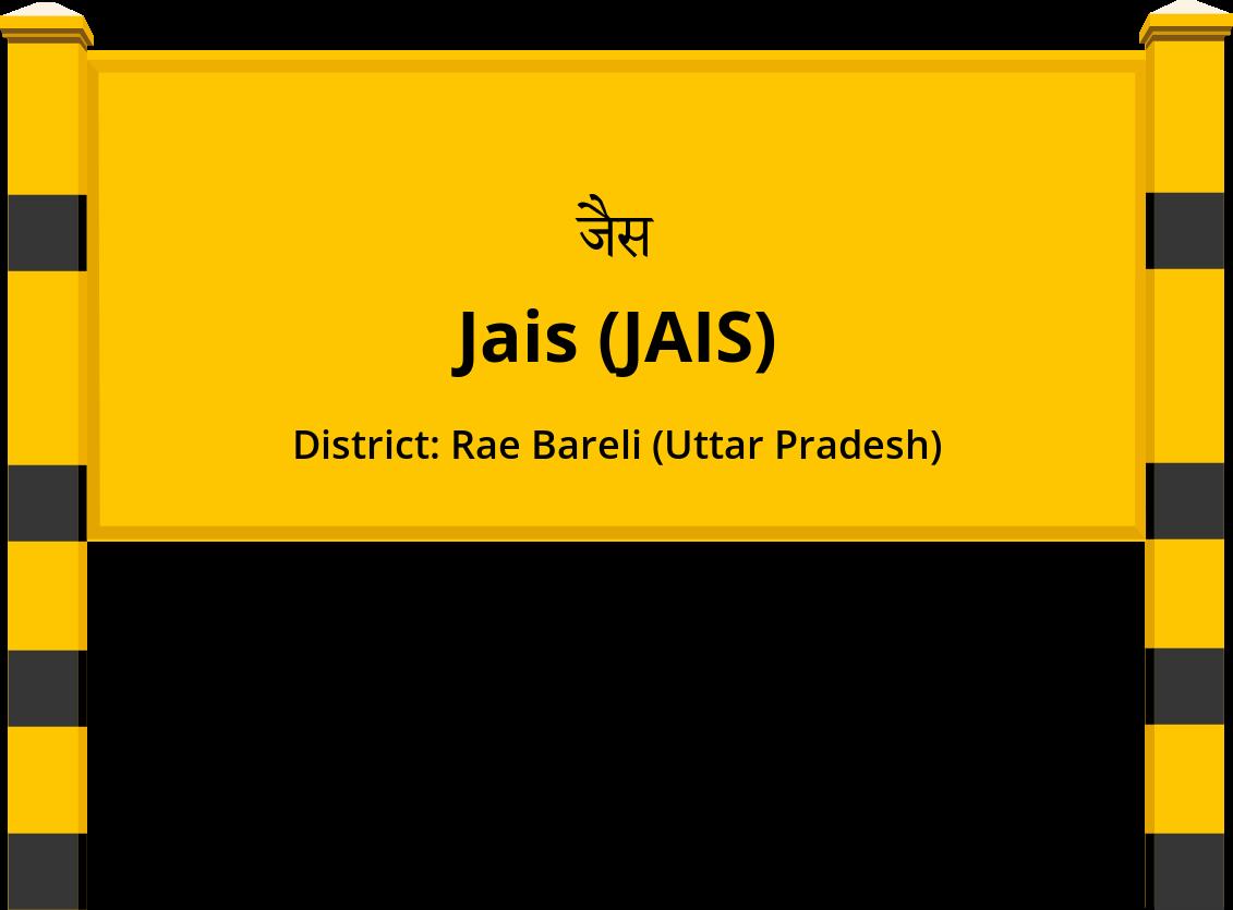Jais (JAIS) Railway Station