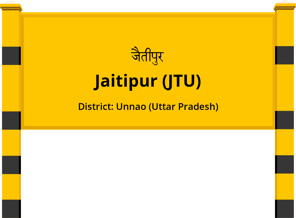 Jaitipur (JTU) Railway Station