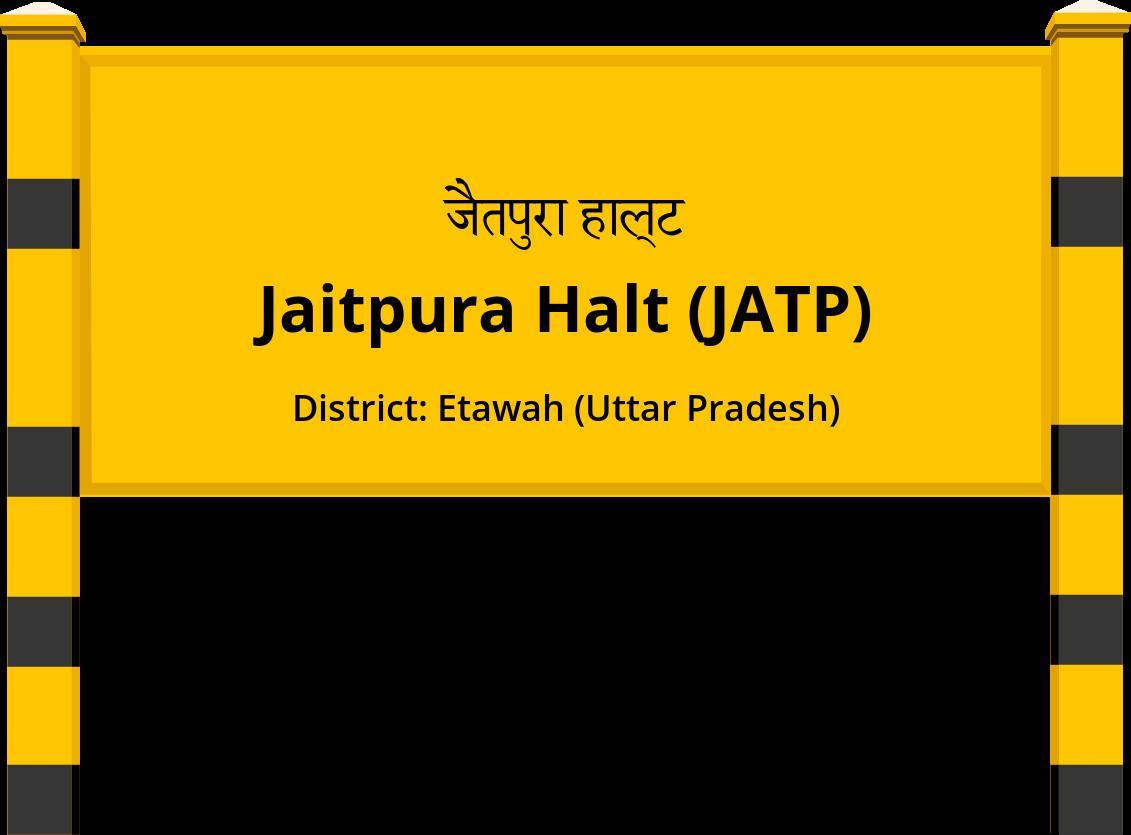 Jaitpura Halt (JATP) Railway Station