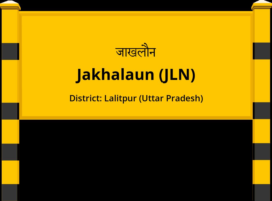 Jakhalaun (JLN) Railway Station