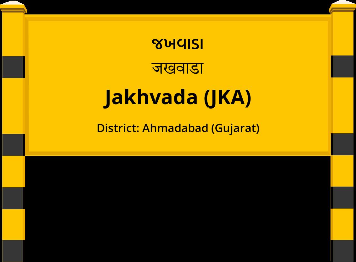 Jakhvada (JKA) Railway Station