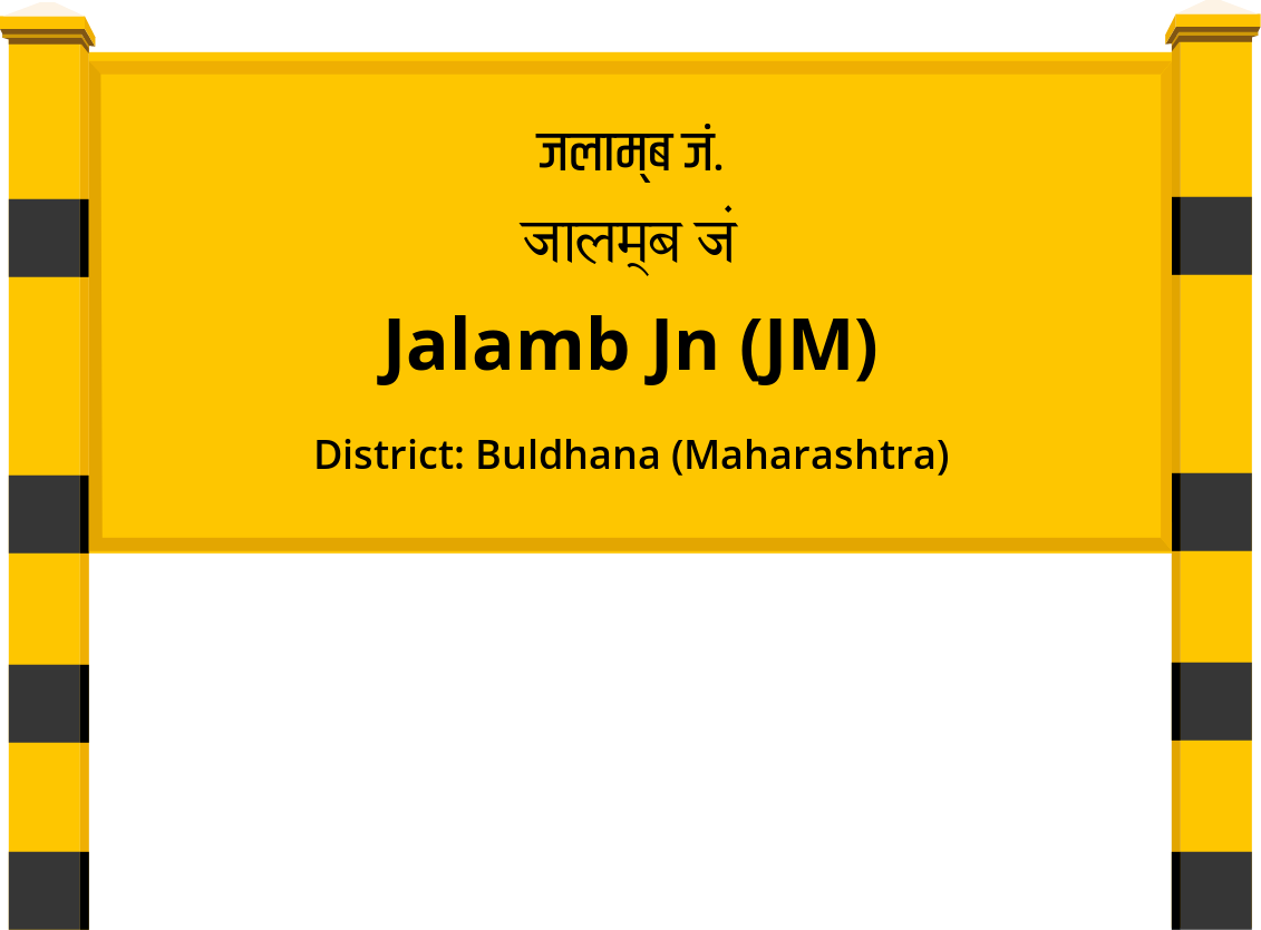 Jalamb Jn (JM) Railway Station