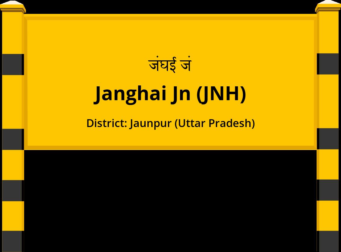 Janghai Jn (JNH) Railway Station