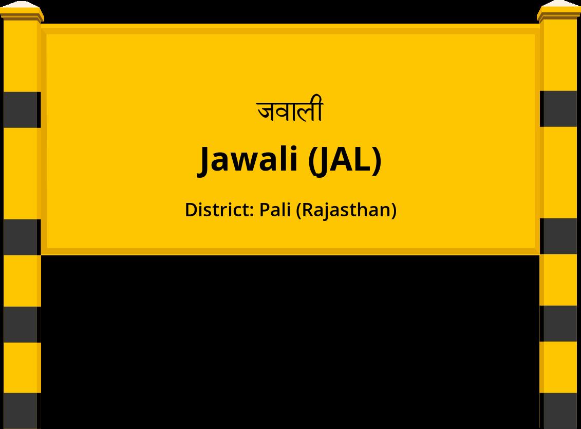 Jawali (JAL) Railway Station