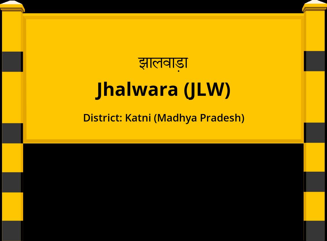 Jhalwara (JLW) Railway Station