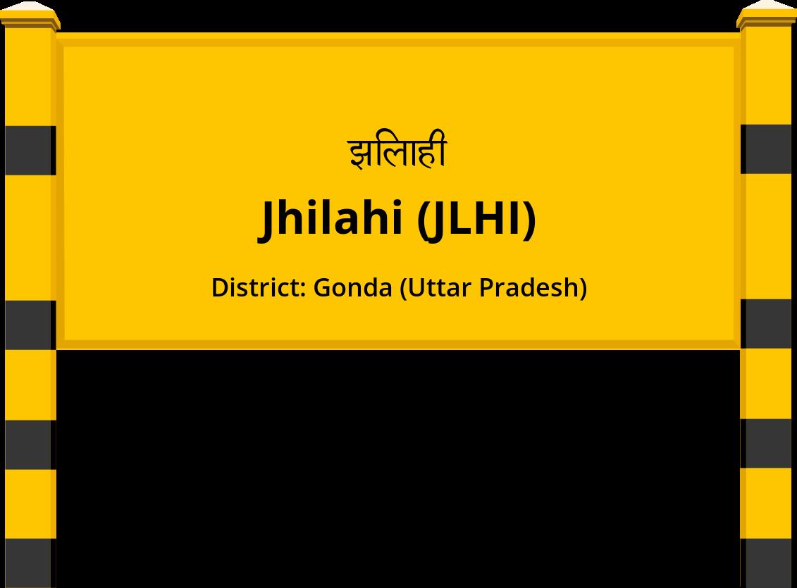 Jhilahi (JLHI) Railway Station