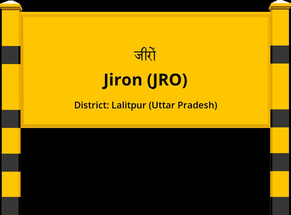Jiron (JRO) Railway Station
