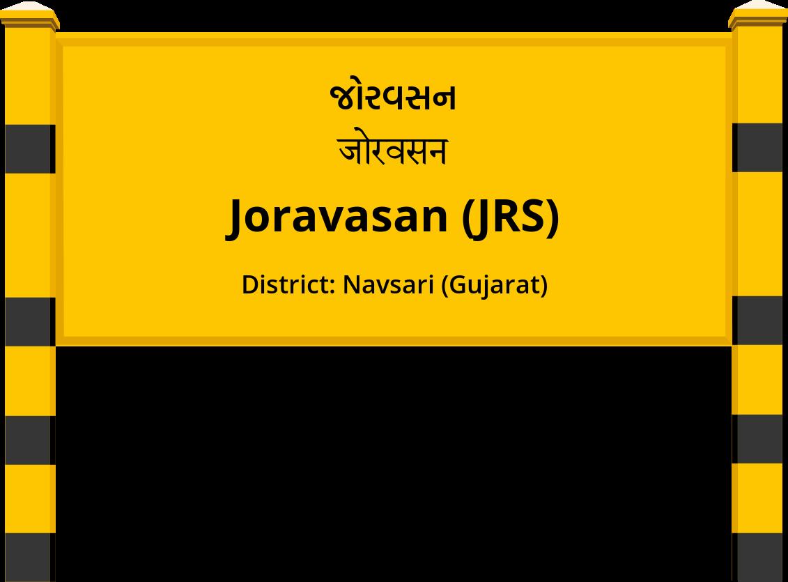 Joravasan (JRS) Railway Station