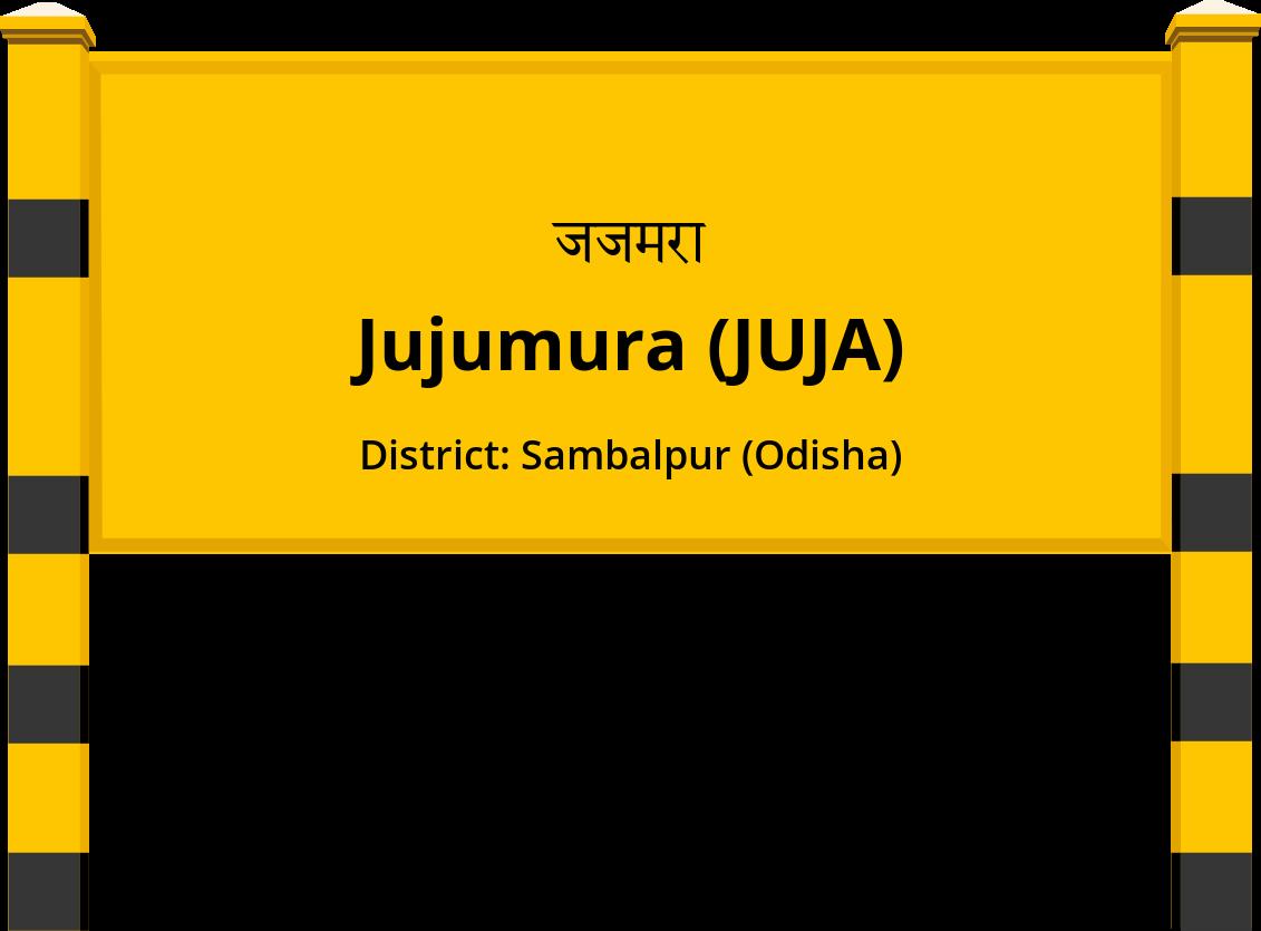 Jujumura (JUJA) Railway Station