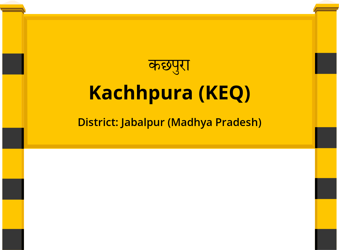 Kachhpura (KEQ) Railway Station