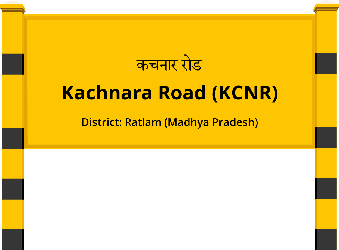 Kachnara Road (KCNR) Railway Station