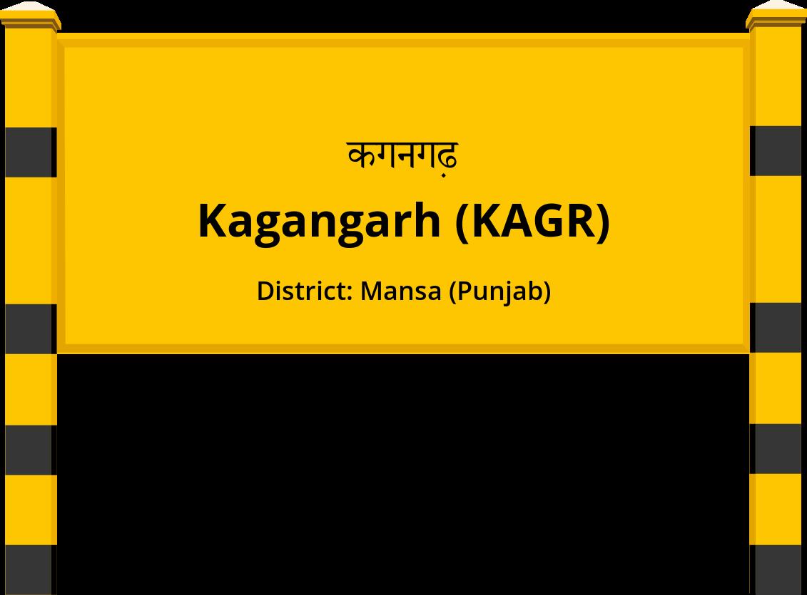 Kagangarh (KAGR) Railway Station