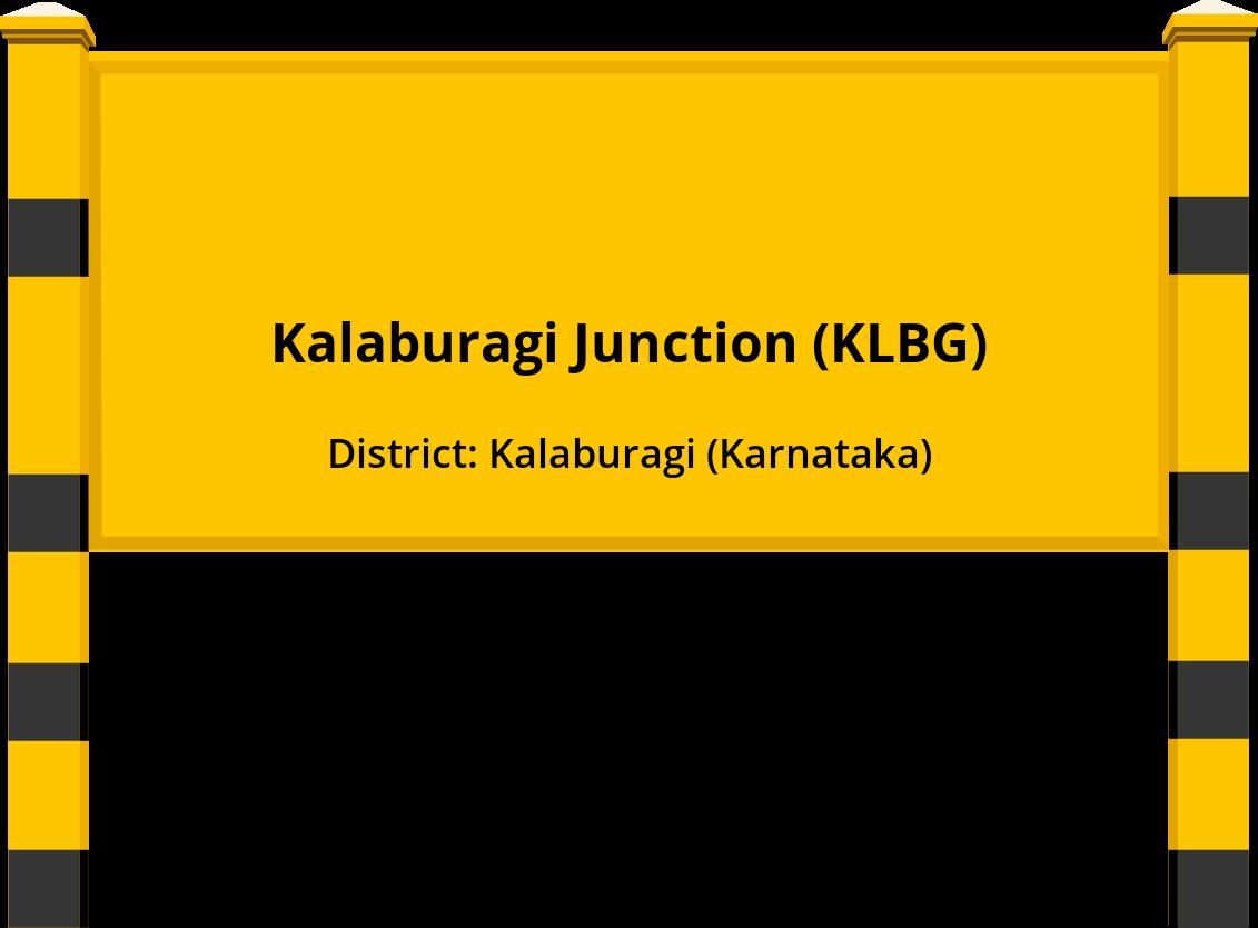 Kalaburagi Junction (KLBG) Railway Station