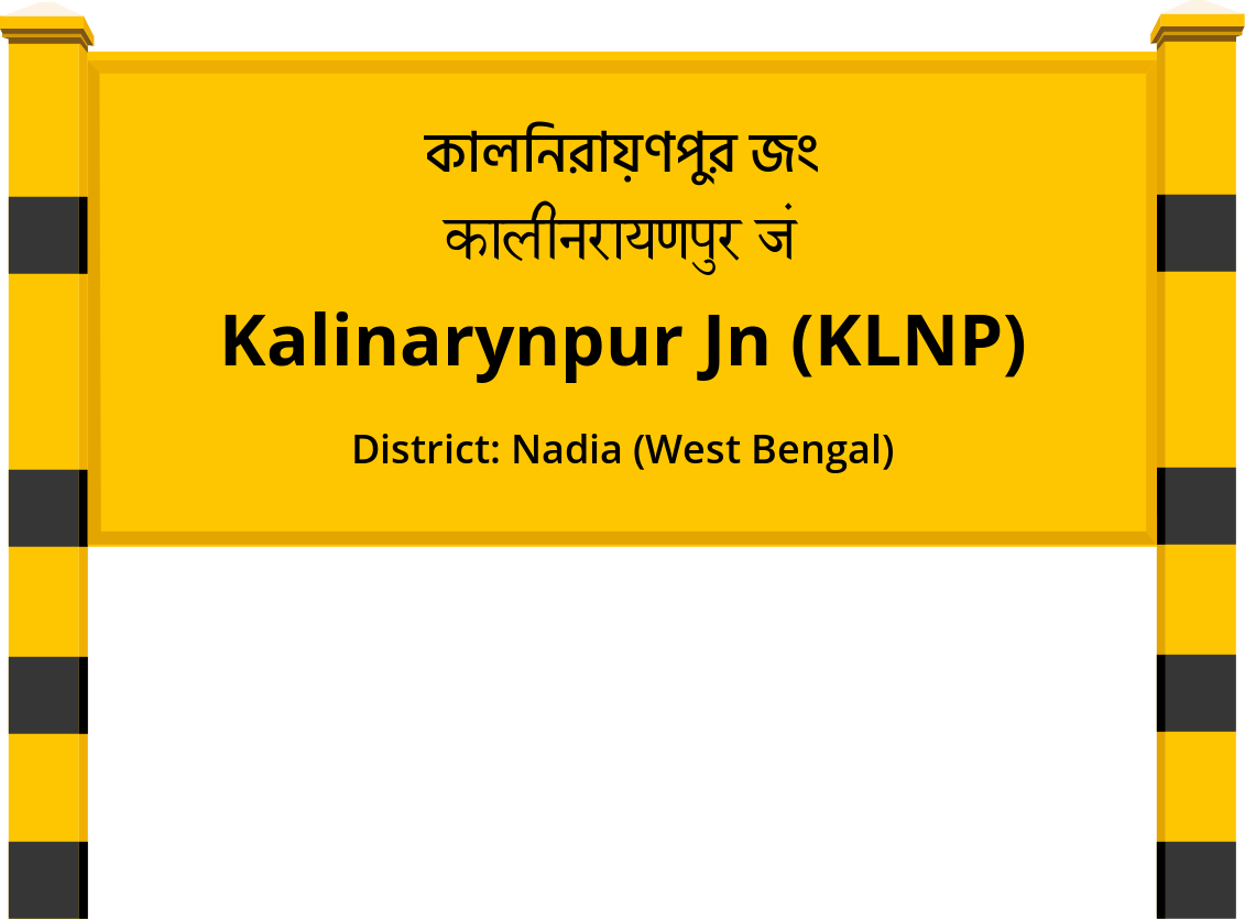 Kalinarynpur Jn (KLNP) Railway Station