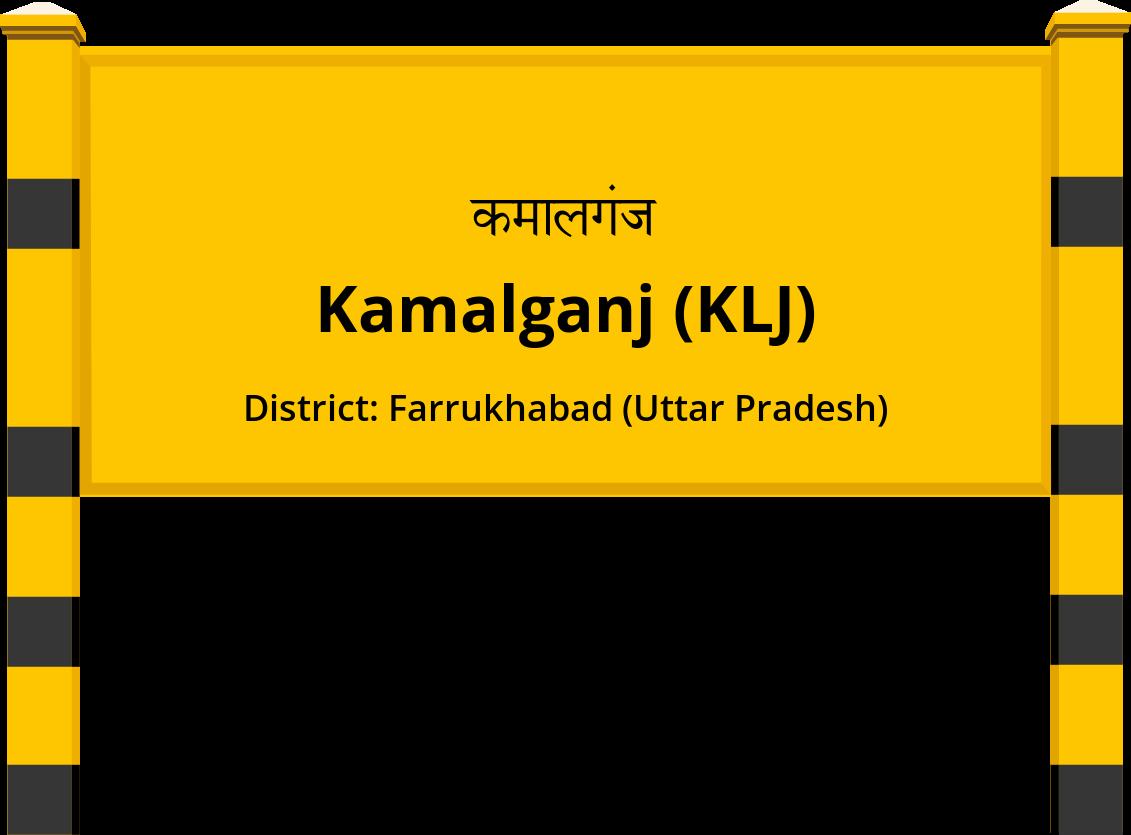 Kamalganj (KLJ) Railway Station