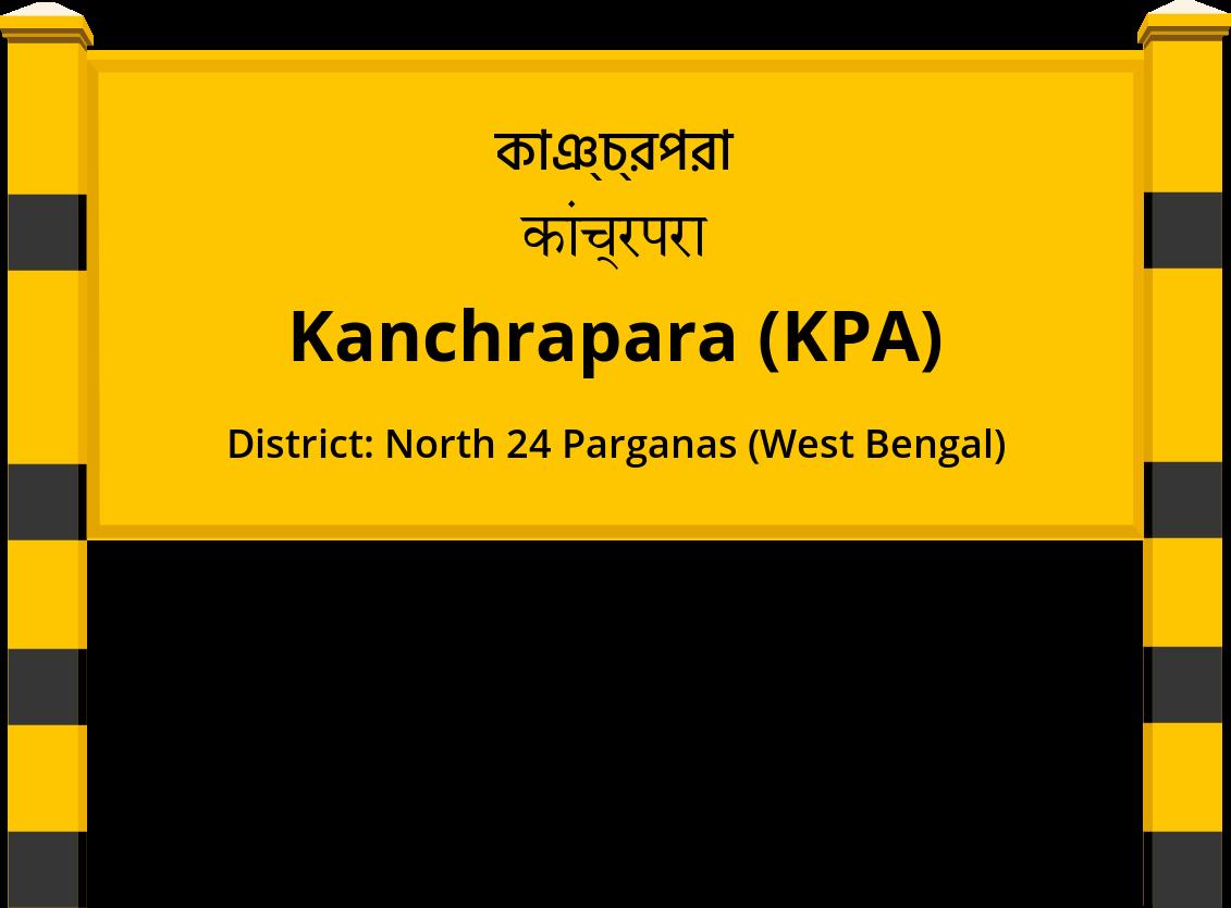 Kanchrapara (KPA) Railway Station