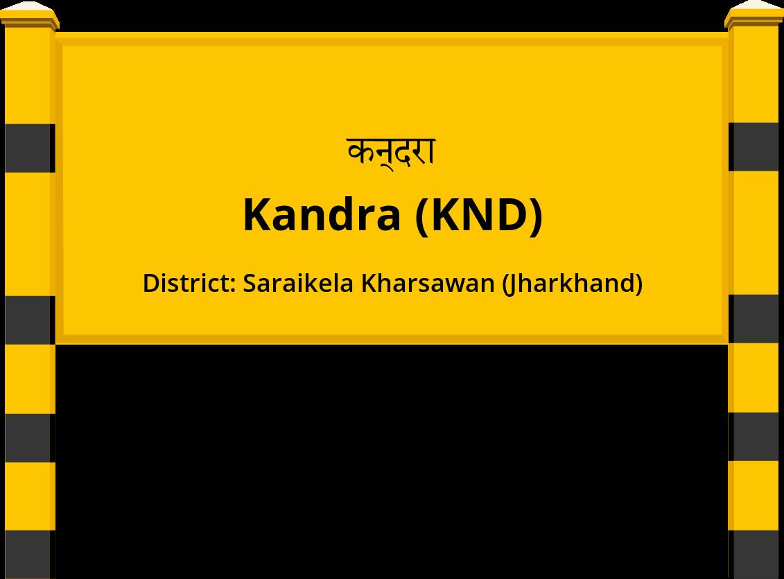 Kandra (KND) Railway Station