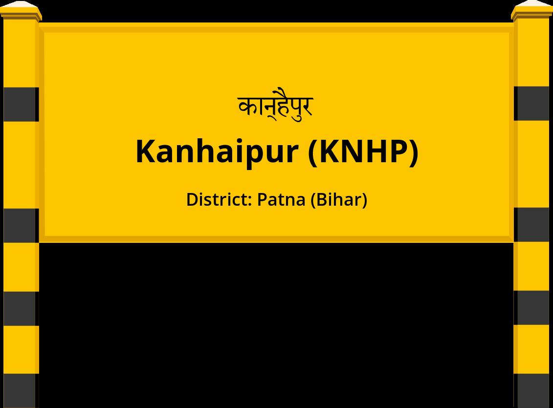 Kanhaipur (KNHP) Railway Station