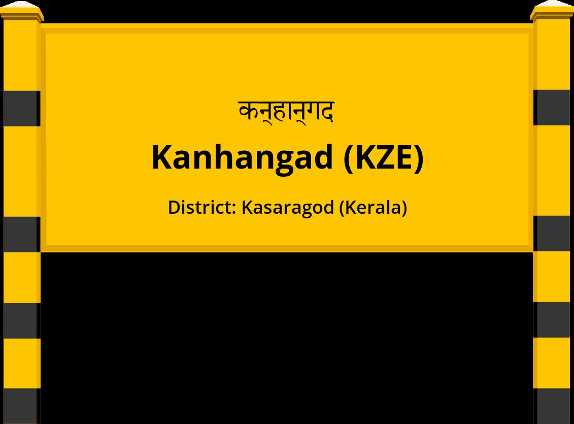 Kanhangad (KZE) Railway Station