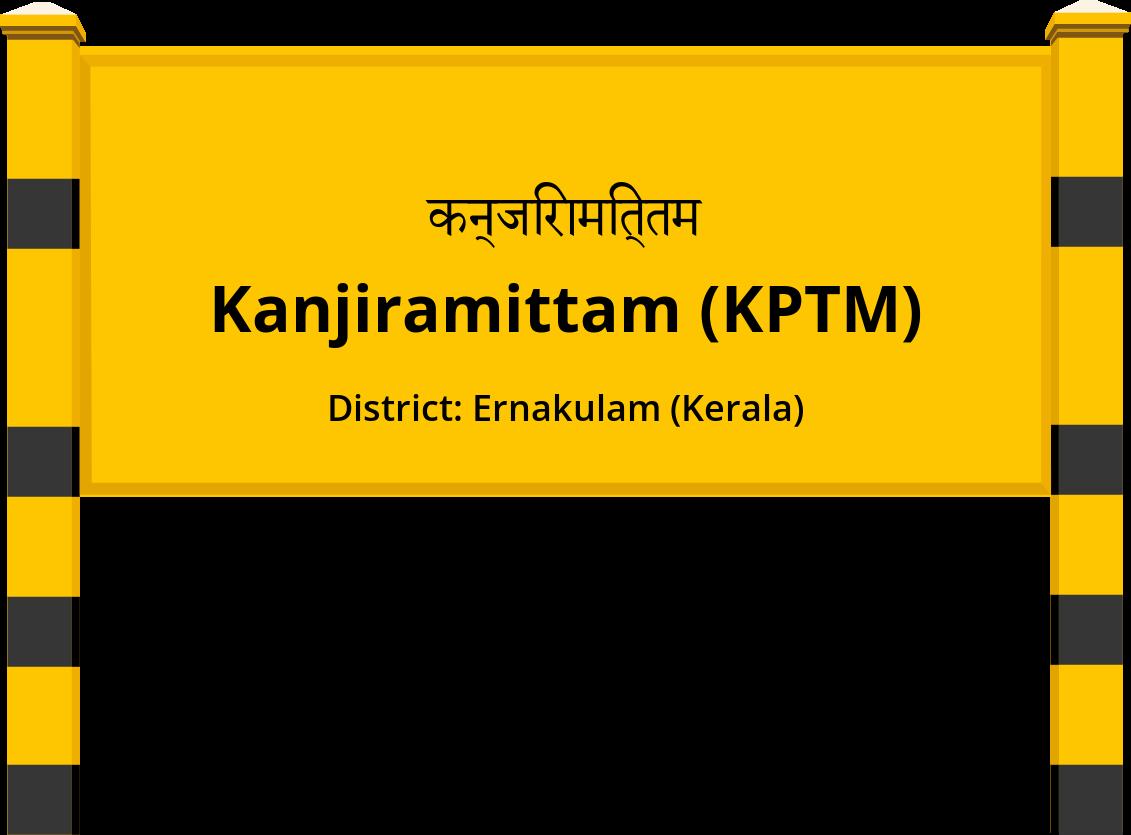 Kanjiramittam (KPTM) Railway Station